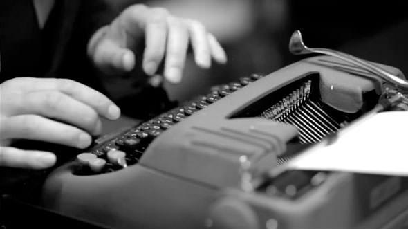 Patrick grant typewriter