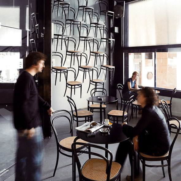 thonet-214-chair-cafe