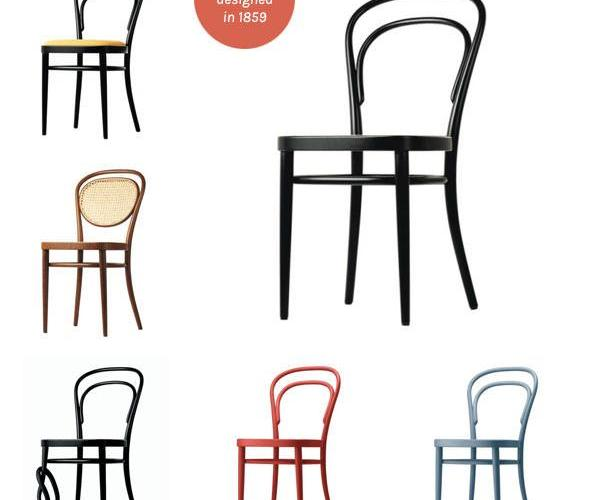 Thonet 214 Bentwood Chair