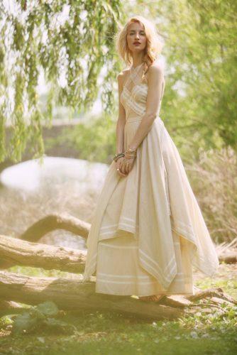 the bohemian bridefree people spring free wedding dresses
