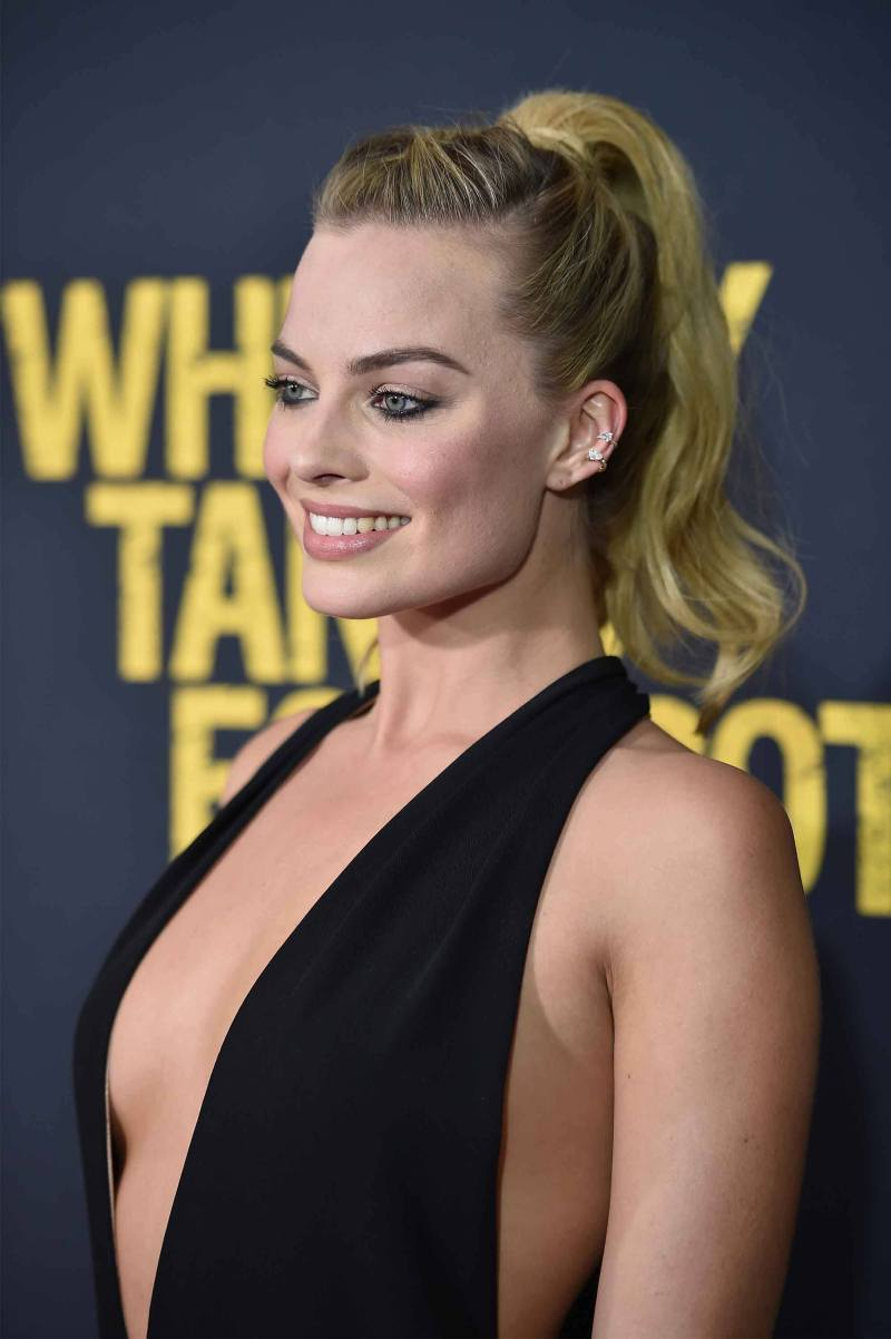Large Of Margot Robbie Hair