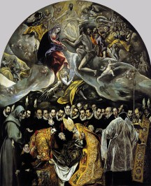 El Greco - The Burial of the Count of Orgaz