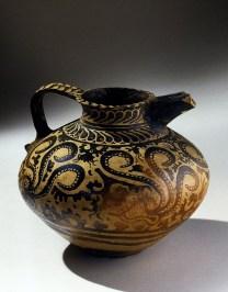 Minoan Decorated Jug, ca. 1575-1500 B.C.E