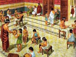 Education in ancient Greece 2
