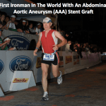 First Ironman With AAA Stent Graft, La Poutine And A Chip Butty