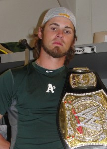A's Farmhand Of The Day: Stockton Ports Outfielder Josh Reddick (4 for 4 / Home Run / Double / 3 RBIs)