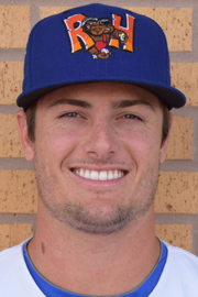 A's Farmhand Of The Day: Midland RockHounds Outfielder Jaycob Brugman (4 for 4 / Walk / Double / 3 RBIs)