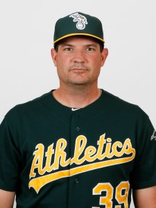 Beloit Snappers manager Fran Riordan