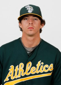 A's Prospect Of The Day: Stockton Ports Pitcher Heath Fillmyer (5 2/3 IP / 3 H / 1 ER / 2 BB / 3 K / Win)