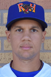 A's Prospect Of The Day: Midland RockHounds First Baseman Viosergy Rosa (3 for 5 / 2 Home Runs / 5 RBIs)