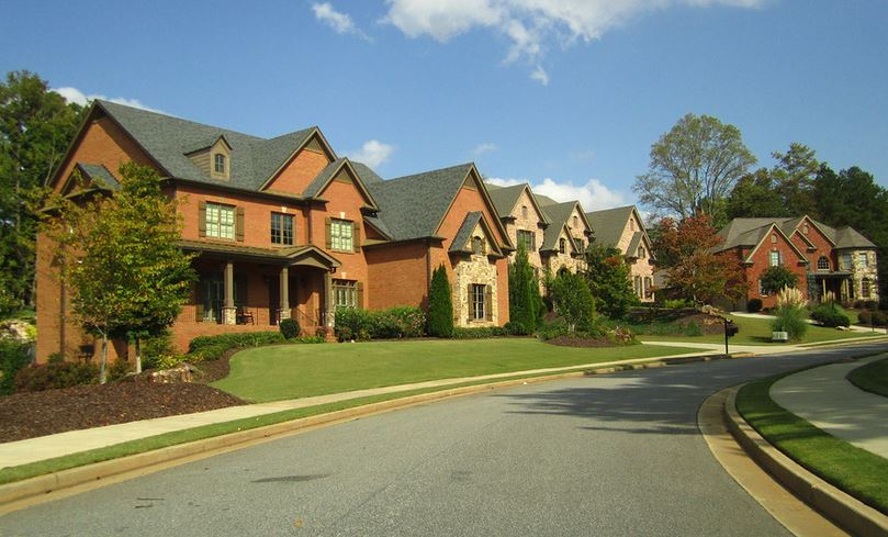 City of milton arcaro at triple crown estate homes at for Milton home builders