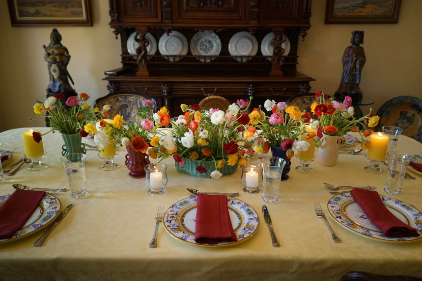 Mexican Fiesta Table
