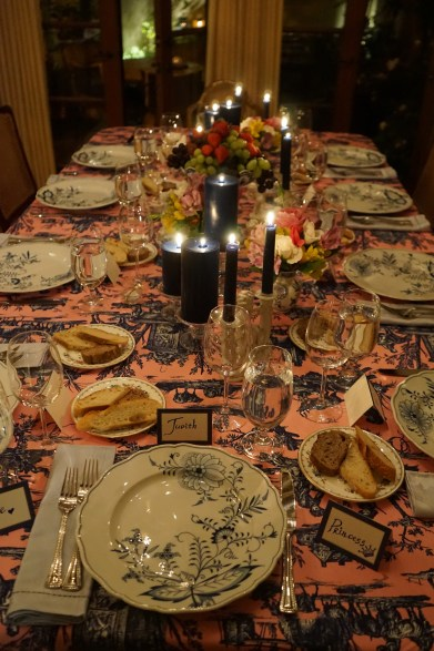 Summer Solstice Table
