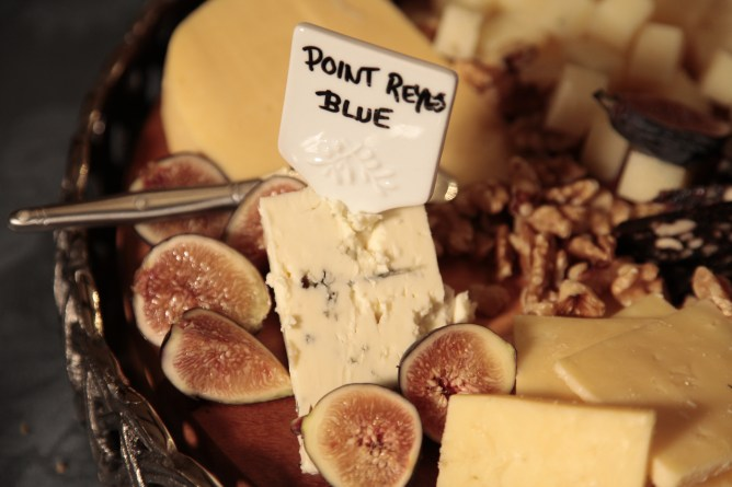 Make sure to have a VARIETY of cheeses. Include some cheese made from goat's milk, sheep's milk as well as cow's milk.