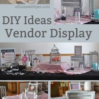 DIY Vendor Display Ideas