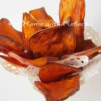 California Rice Oil Company, Rice Bran Oil~Product Review~Fried Sweet Potato Crisps