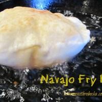 Green Chile Navajo Tacos