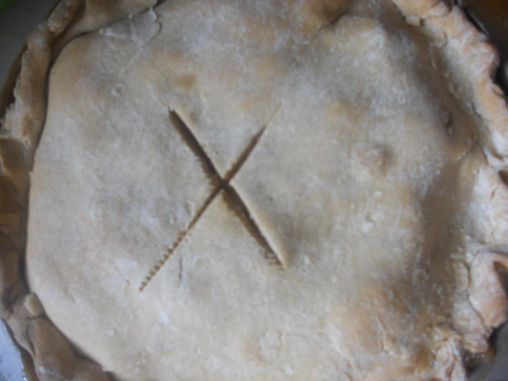 Make-Ahead Freezer-Friendly Apple Pie