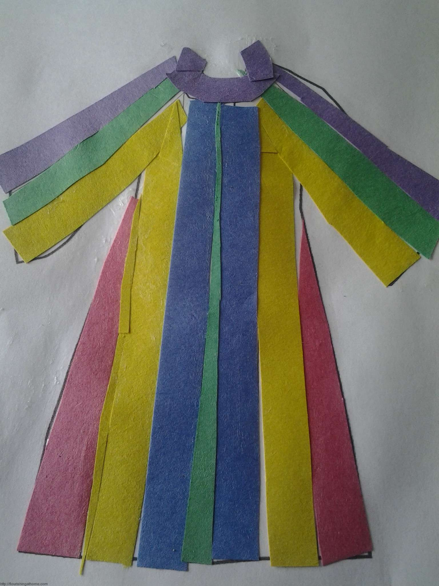 teaching bible stories to children joseph u0027s coat of many colors