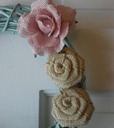 Spring Wreath Bows