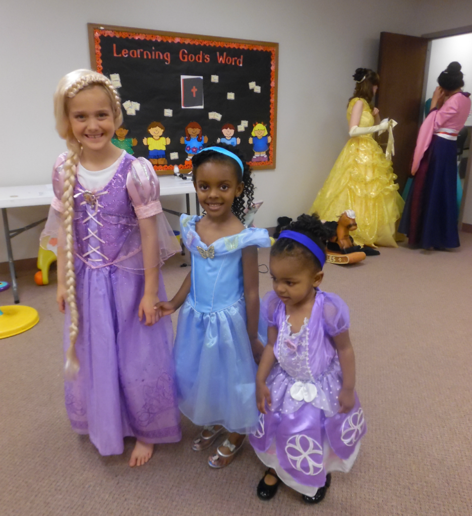 Princess party 3