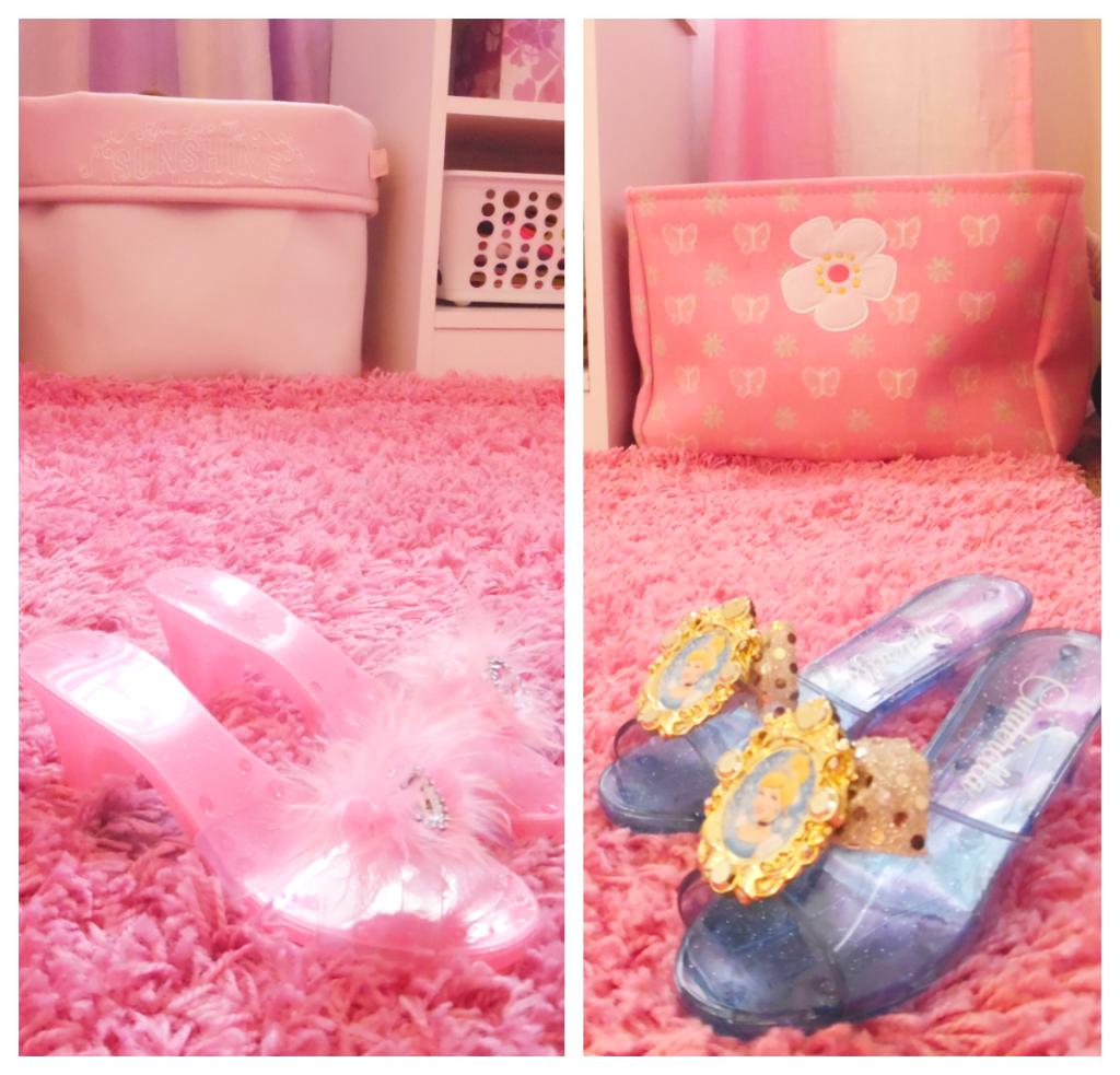 girls room shoes