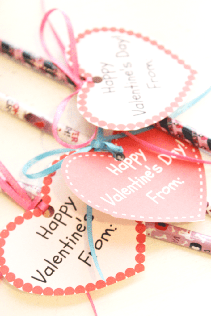 Valentine's Day Heart Printables