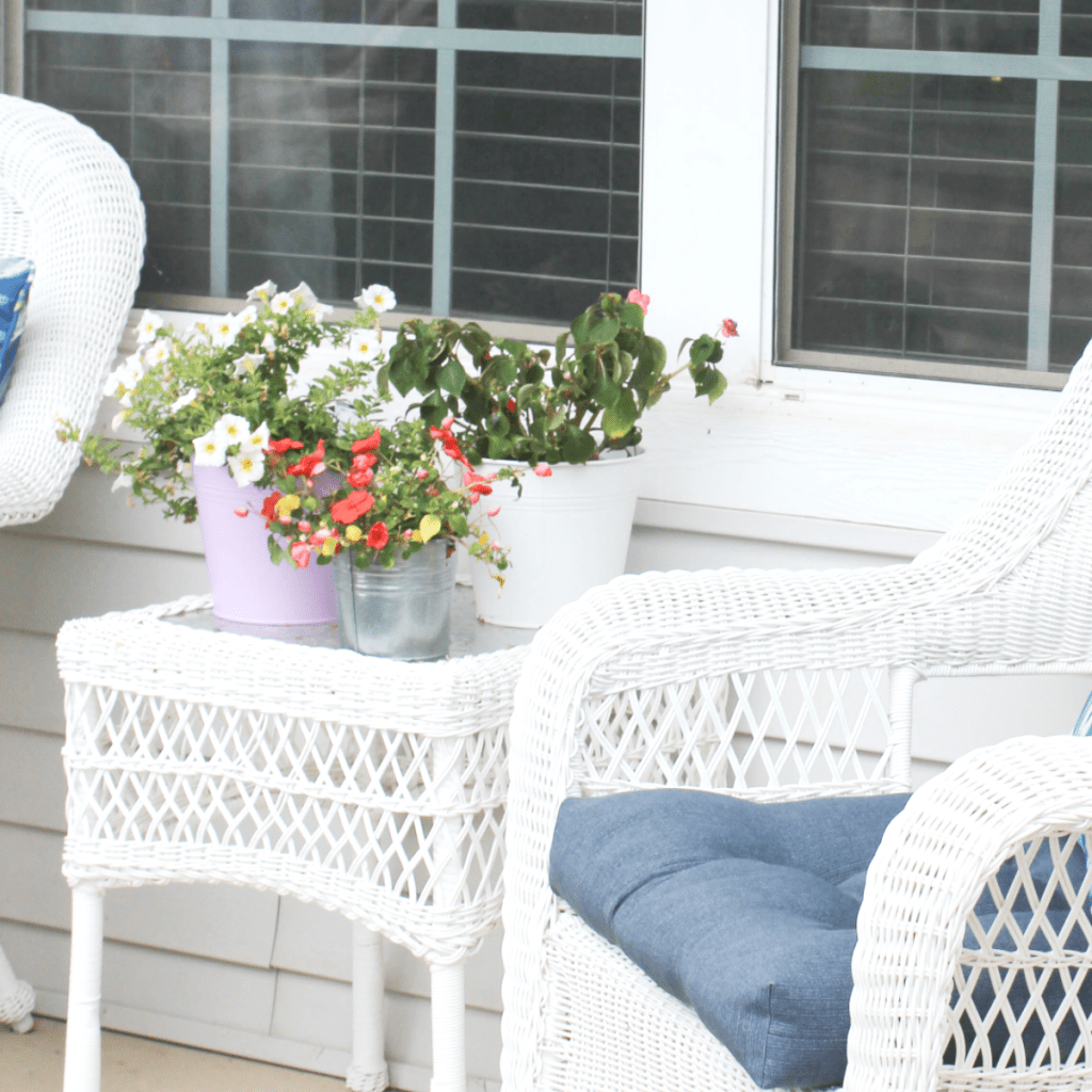 Front Porch Tour & The Essentials for Decorating a Porch Beautifully