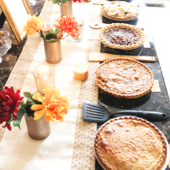 Pie Party Feature