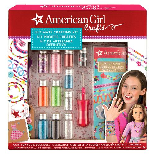 American Girl Craft Kit - Holiday Gift Guide for6-8 Year Olds - At Home With Zan