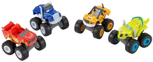 Blaze Trucks - Monster Machines - Holiday Gift Guide for 3-5 Year Olds - At Home With Zan