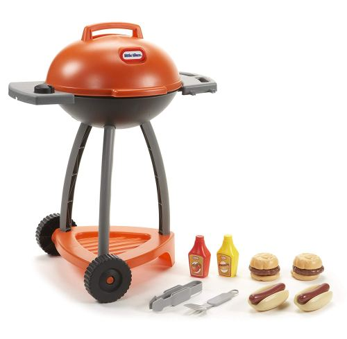 Little Tikes Grill Kitchen Playset Holiday Gift Guide for 3-5 Year Olds - At Home With Zan