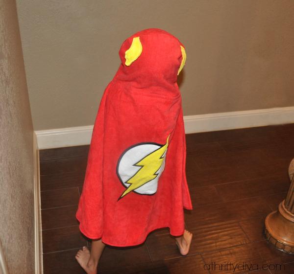 Justice League Target Capes flash