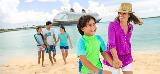 Book your 2016 Disney Cruise and get 50% off your Deposit