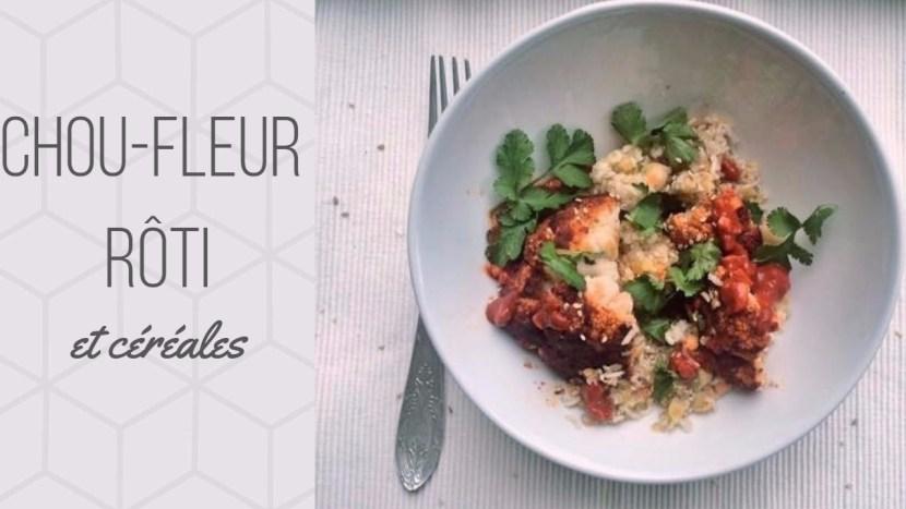 Chou-fleur rôti - recettes atirelarigot