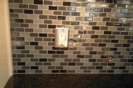 gl tile backsplash