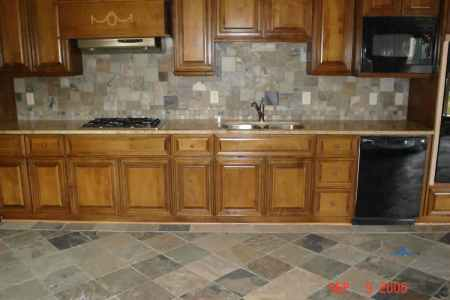 slate kitchen tile backsplash atlanta