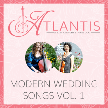 Modern Wedding Songs Vol. 1 Track List