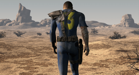 Classic Fallout Jumpsuit