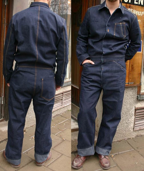 Mens Fallout 3 Vault 101 Jumpsuit Pattern Inspiration