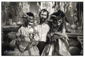 Labyrinth Costume Masks References