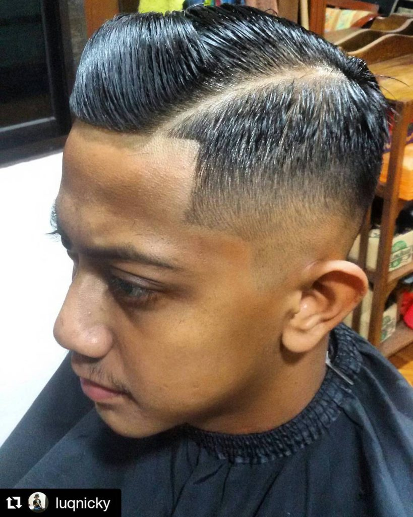 40 Top Taper Fade Haircut For Men High Low And Temple 2018