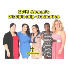 From 2016 Women's Discipleship Graduation