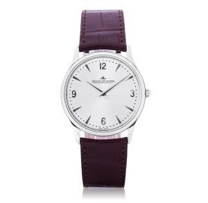 A slim watch