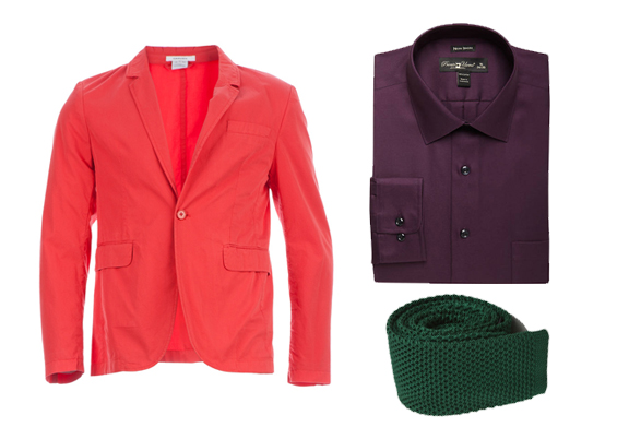A guide to coordinating the colors of your clothes ...