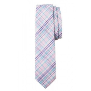 Plaid tie  Salt and Dapper