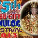 Cebu City Sinulog Festival 2013