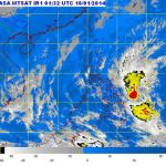 "PAGASA: Low Pressure Area is Expected to Form Into a Cyclone as ""AGATON"""