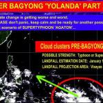 "Super Typhoon Yolanda Part 2 ""AGATON"" is Hoaxed (Video)"
