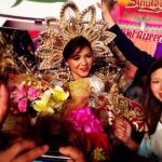 Christine Jael Abellanosa Crowned Sinulog Festival Queen 2014